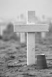 Cruz del oeste de Arlington Fotos de archivo libres de regalías
