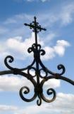Cruz do ferro Imagens de Stock
