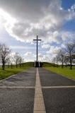Cruz do papa em Dublin Imagens de Stock Royalty Free