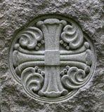 Cruz maltesa Imagen de archivo libre de regalías