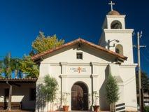 cruz misja Santa Obrazy Stock