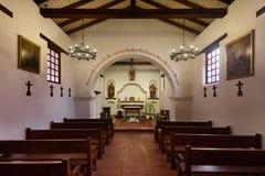 cruz misja Santa Zdjęcie Stock