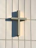 Cruz moderna Imagenes de archivo