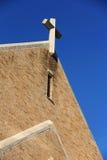 Cruz na igreja velha Fotografia de Stock Royalty Free