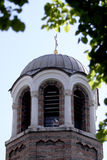 Cruz ortodoxa fotografía de archivo libre de regalías