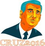 Cruz President 2016 Republican WPA Stock Photography