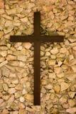 Cruz - religião católica Foto de Stock
