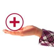 Cruz Roja imagen de archivo
