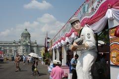 Cruz Roja 2011 justo (Tailandia) Fotografía de archivo libre de regalías