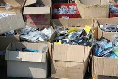 Cruz Roja 2011 justo (Tailandia) Imagen de archivo libre de regalías