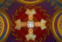 Cruz santa Fotografía de archivo libre de regalías