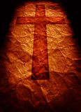 Cruz santa Ilustración del Vector