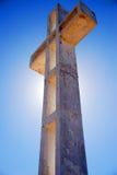 Cruz santamente Imagem de Stock