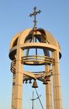 Cruz y campanas Imagenes de archivo