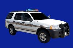 Cruzador da polícia Foto de Stock Royalty Free