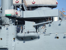 Cruzador de batalha Imagem de Stock