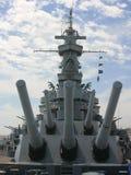 Cruzador de batalha Imagem de Stock Royalty Free