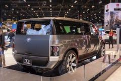 Cruzador de Toyota TJ imagens de stock royalty free