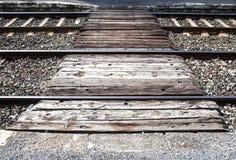 Cruzamento da estrada de ferro fotos de stock royalty free