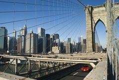 Cruzamento de Brooklyn foto de stock royalty free