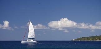 Cruzamento do Cararibe foto de stock royalty free