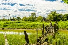 Cruzamentos rurais Imagem de Stock
