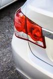 Cruzeiro branco de Chevrolet Imagem de Stock