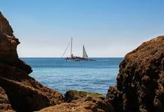 Cruzeiro do barco Fotografia de Stock