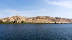 Cruzeiro do Nilo de Egito, um agradável fotos de stock