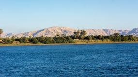 Cruzeiro do Nilo de Egito, um agradável foto de stock royalty free