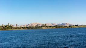 Cruzeiro do Nilo de Egito, um agradável imagens de stock