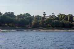 Cruzeiro do Nilo de Egito, um agradável foto de stock