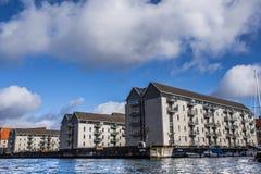 Cruzeiro do rio de Copenhaga, Dinamarca Imagens de Stock Royalty Free