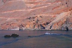 Cruzeiro em Crete Foto de Stock Royalty Free