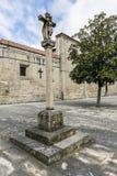 Cruzeiro em Monforte de Lemos, Espanha Imagem de Stock