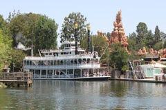 Cruzeiro na Disneylândia Califórnia Imagens de Stock Royalty Free