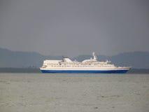 Cruzeiro no mar Imagem de Stock