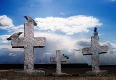 cruzes Imagem de Stock