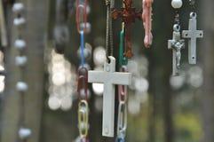 cruzes Imagens de Stock