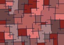 cruzes abstratas ilustração do vetor