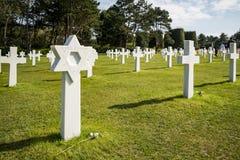 Cruzes da guerra em Normandy Imagem de Stock Royalty Free