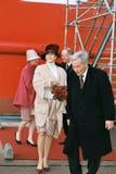 CRWON PRINCESS CHRISTEN ROYAL ARCTIC MARY SHIP. Copenhagen /Denmark - 07 APRIL 2005  Historical archive images upload on 13-10-20017  CrwonPrincess Mary Stock Images