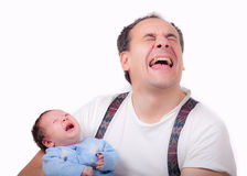 Cry Royalty Free Stock Image