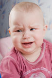 Cry baby Stock Images