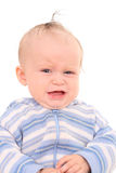 Cry cry baby Royalty Free Stock Photography