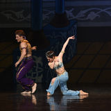 """Cry for help- ballet """"One Thousand and One Nights"""" Stock Images"""