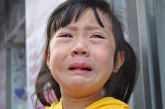 Crying Stock Image