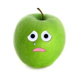 Crying apple Royalty Free Stock Photography