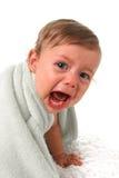 Crying baby Royalty Free Stock Photo