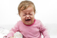 Crying Baby stock photography